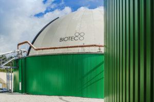 Bioplynka Horovce
